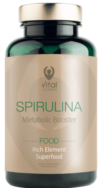 SPIRULINA FOOD