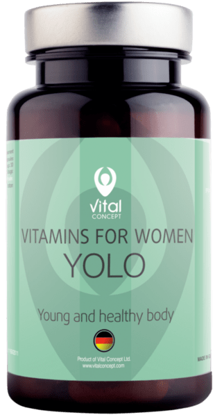 YOLO - Βιταμίνες για Γυναίκες