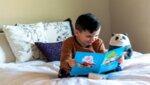 Да четеш легнал е най-сладко