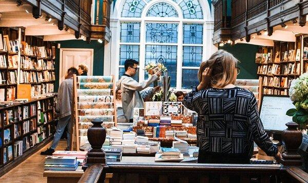 Книжарниците в Италия останаха отворени