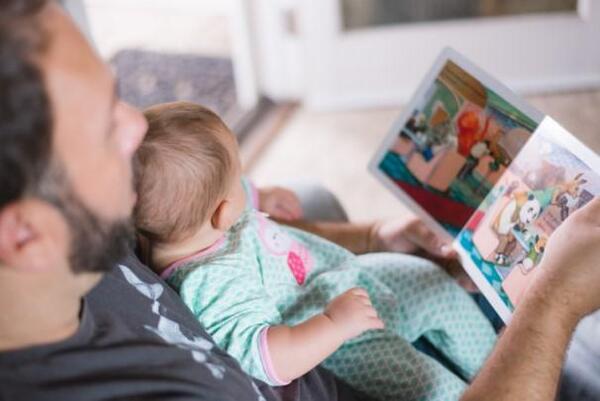 Да четем на децата за стимулиране на говора им