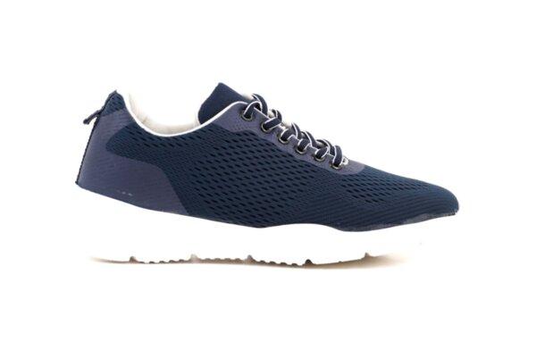 Pantofi sport albaştri din piele ecologică pentru bărbaţi 57.41302