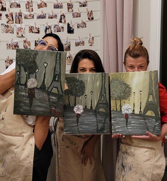 Рисуване по време на пандемия
