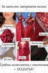 Официална тюлена рокля цвят бордо LORRETI