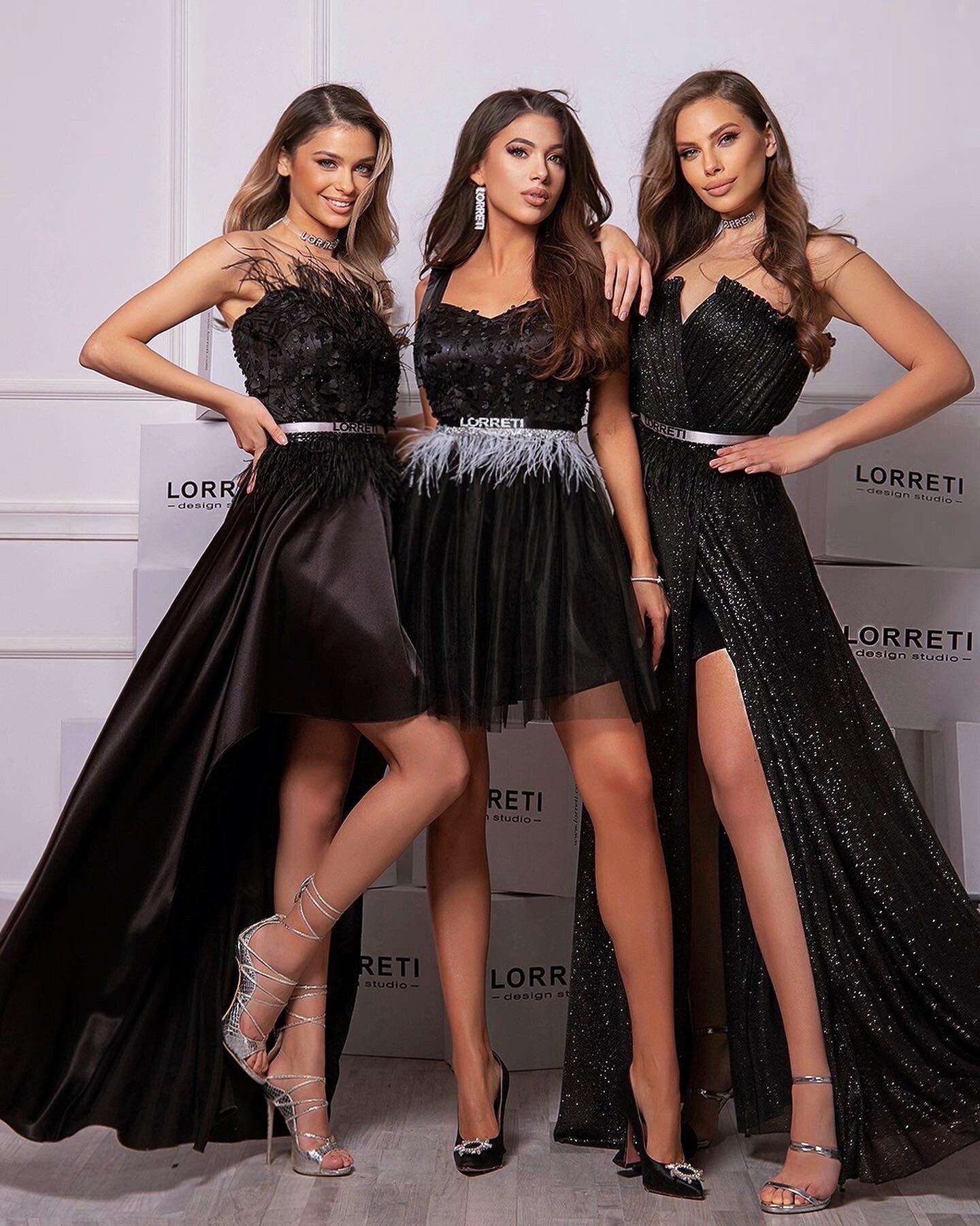 """Официална дълга рокля """"Goddes"""" цвят черен"""