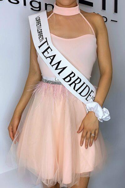Лента ''Team Bride'' Lorreti