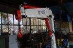 Кран навесен 3 тона - 4,5 метра