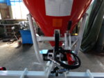 Торачка с продълбочител / Рогата торачка F500