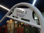 "Редова фреза ""Дани-1"" за билки, лавандула и други редови култури"