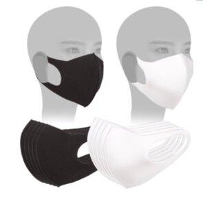 Защитни маски за многократна употреба Изображение