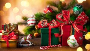 Коледни платове Изображение