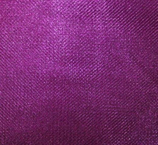 Плат тюл кристал - лилав