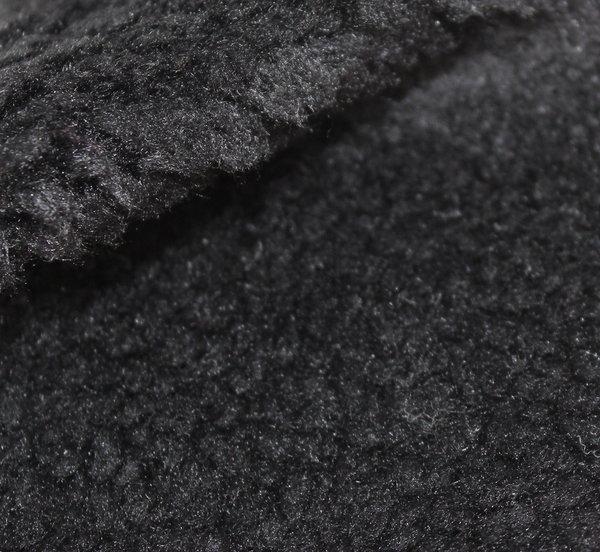 Вълнен Каракул - черен