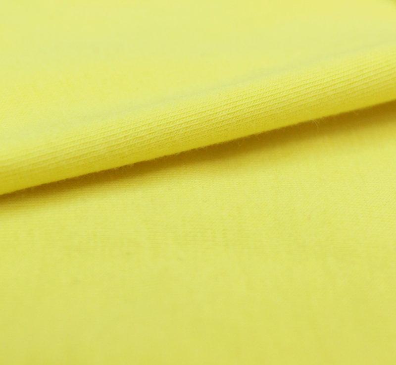 Трико вискоза дюс - Жълто