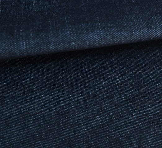 Дънков плат - Синьо индиго