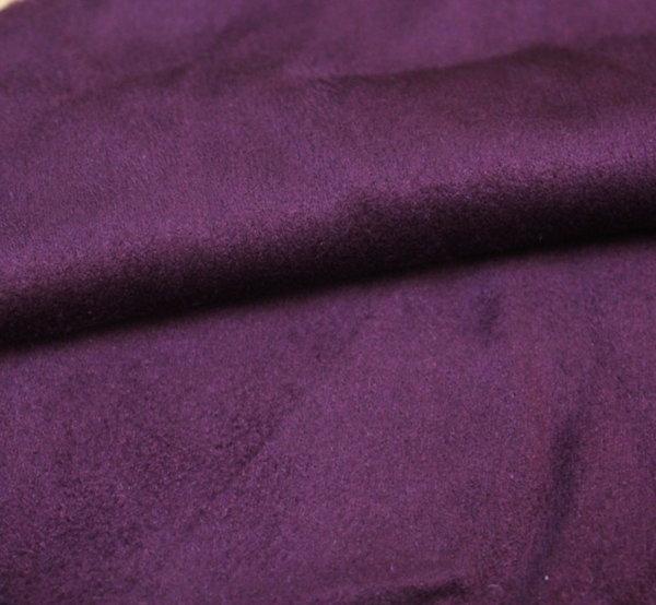 Велур дюс - бордо