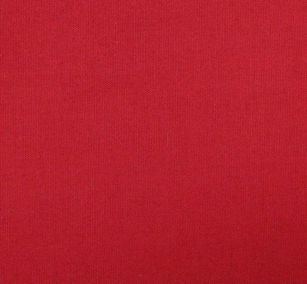 Плат поплин дюс - червено