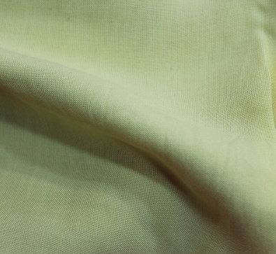Плат памук дюс - Киви жълт