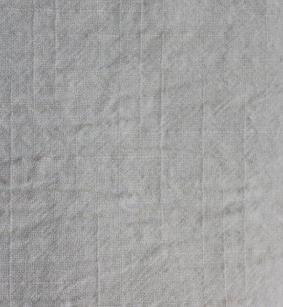 Плат памук дюс - парен екрю