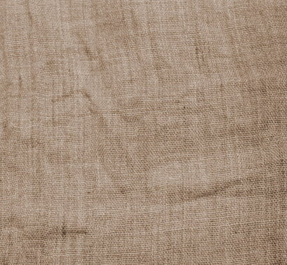 Плат памук фин - севтлокафяв