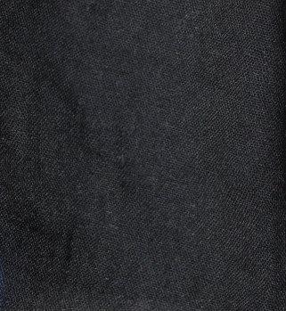 Плат памук фин дюс - черен