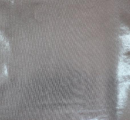Диско кожа сребърна - еластична