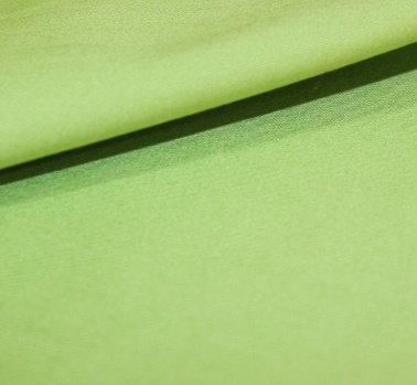 Памук - сатен фин  - зелен