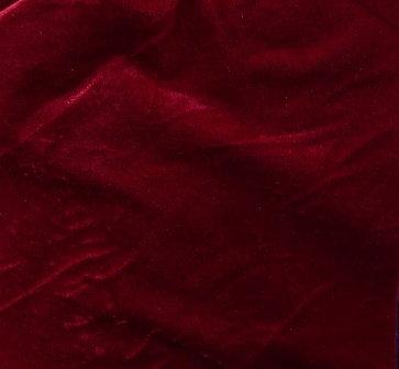 Кадифе плюш - Червено