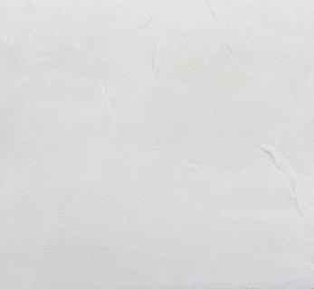 Тафта парена - млечнобяла