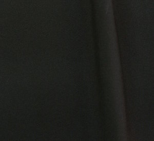Плат габардин  - Черно