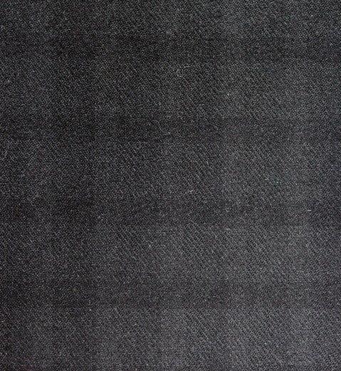 Плат габардимн - черно каре