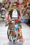 Коприна - Dolce&Gabbana Patchwork