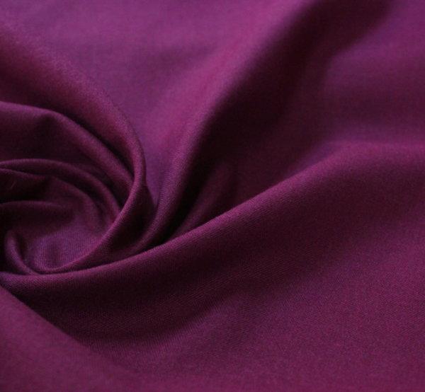 Плат габардин дюс - тъмно вишнево