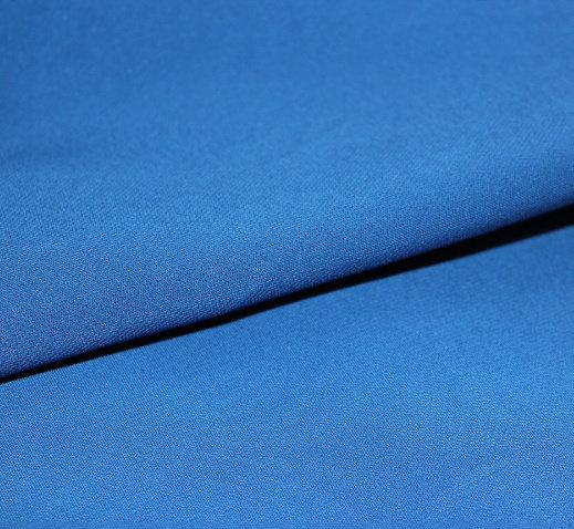 Плат жоржет - кралско синьо