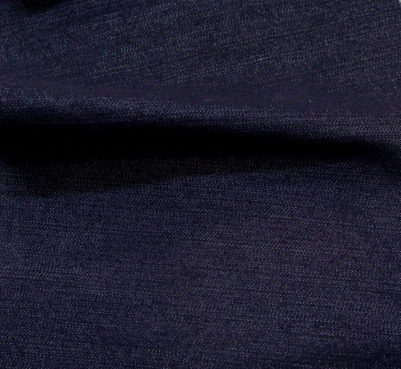 Дънков плат - тъмносин