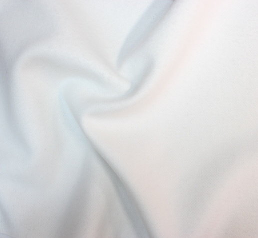 Плат кашмир - Бял