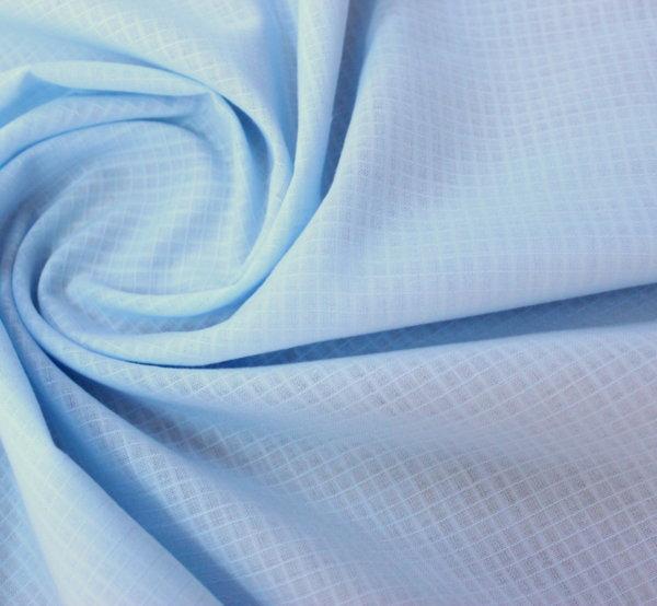Памук фин - светло син на реснички