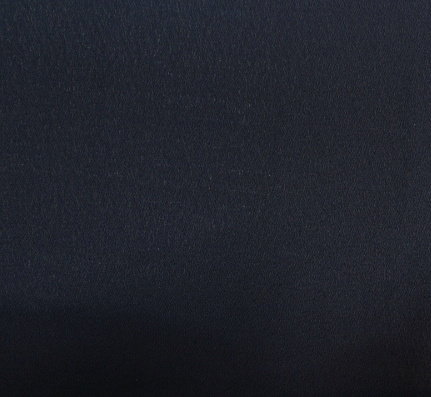 Плат шифон жоржет - Черен