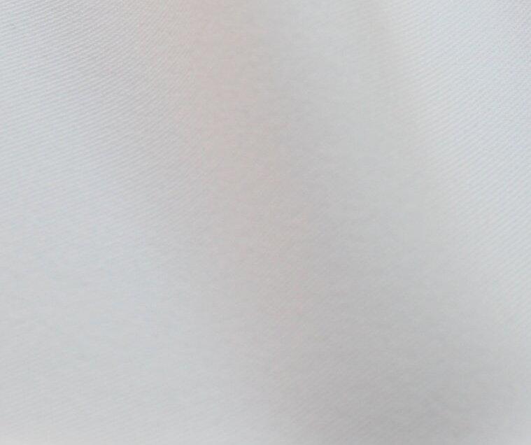 Габардин дюс - бял