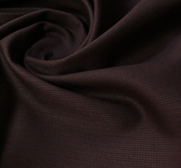 Плат памук дюс - кафяво сплитка