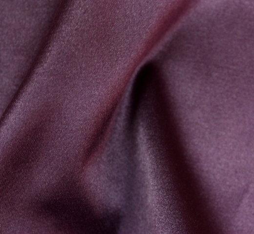 Плат еластичен памучен сатен - Лилав