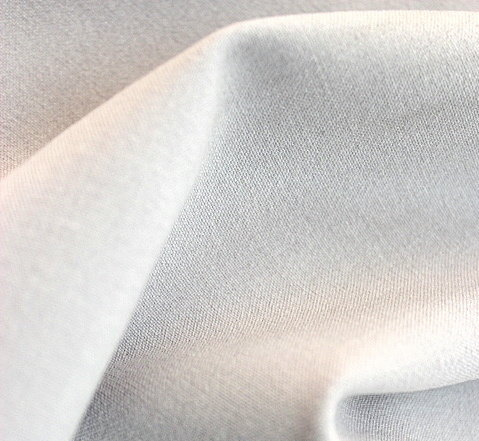 Плат габардин вискоза - светлосив 330