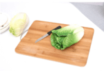 Бамбукова дъска за рязане M&G Homes, 23 см / 27.5 см / 31.5 см, 1 бр