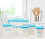 Комплект кутии за съхранение M&G Homes Storage Blue, 5 бр