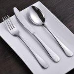 Комплект лъжици за хранене M&G Homes Luxstah, 6 бр