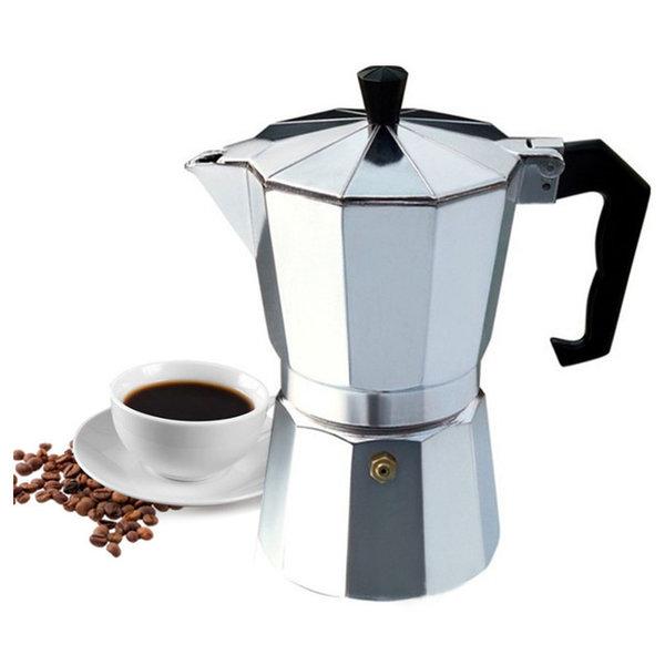 Кафеварка за котлон Elekom, 3 дози