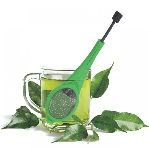 Цедка Инфузер за Чай с Бутало за Изцеждане