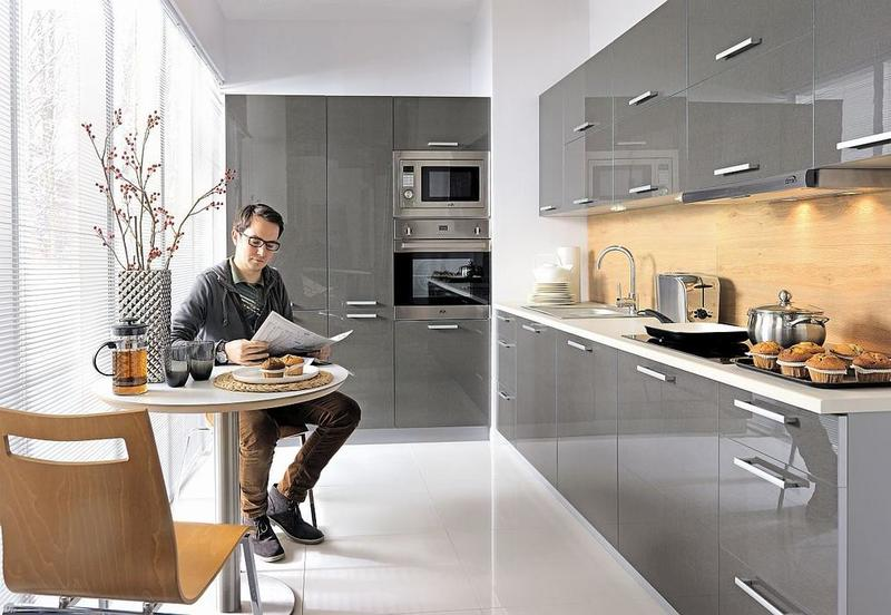 Как да увеличите визуално кухнята?