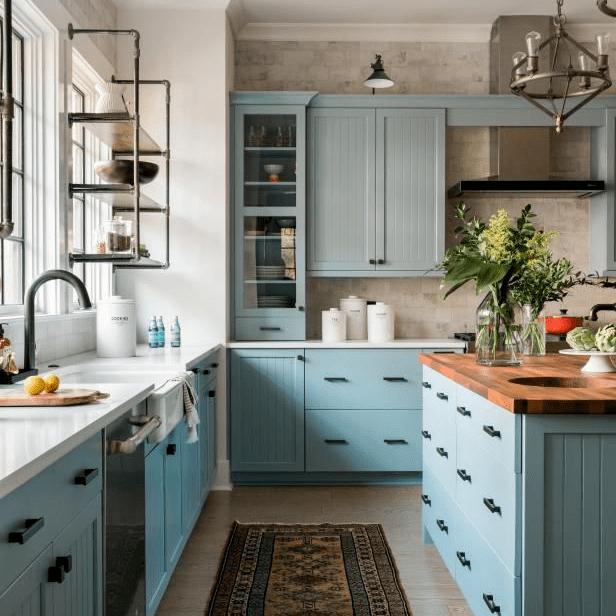 Модни тенденции при кухните през 2019 г.