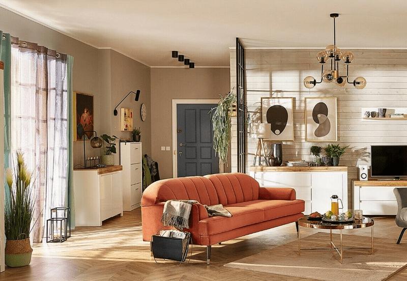Най-модерните тенденции в декорирането на спалнята и хола